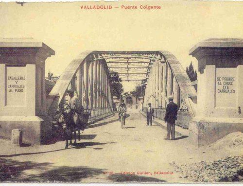 Rehabilitación integral del Puente Colgante