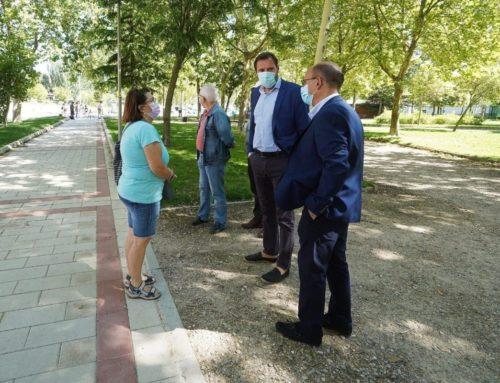 El Ayuntamiento invierte casi 700.000 euros en mejorar varias calles del barrio de La Victoria y Puente Jardín