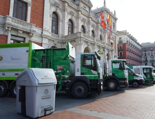 Continúa la mejora del Servicio de Limpieza con la compra de 676 nuevos contenedores
