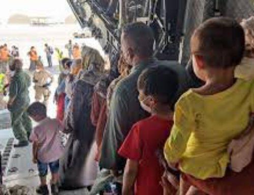 Valladolid acoge a las tres primeras familias afganas con 6 adultos y 14 menores