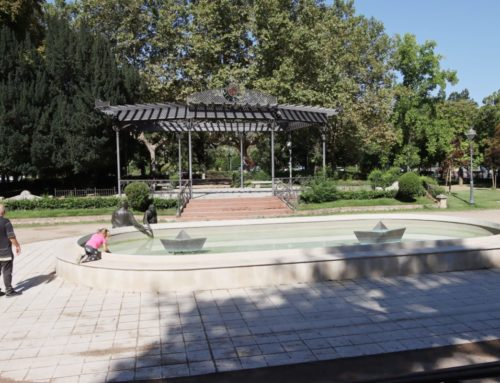 Ampliado el contrato de mejora y conservación de juegos infantiles, fuentes y otros elementos de Parques y Jardines