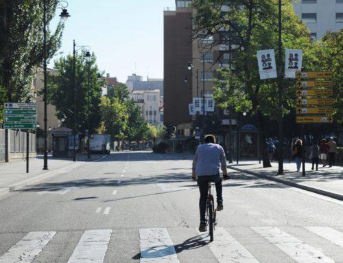 La Semana de la Movilidad celebra el Día sin Coche el 22 de septiembre