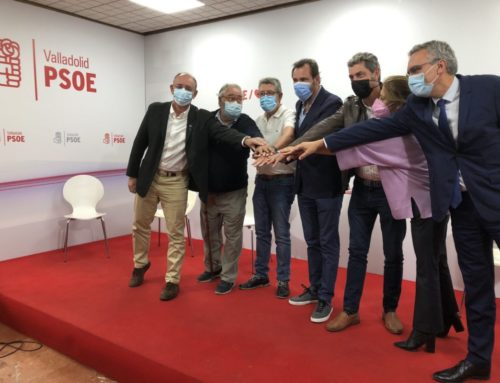 Óscar Puente anuncia su candidatura a la secretaría general del PSOE en Valladolid