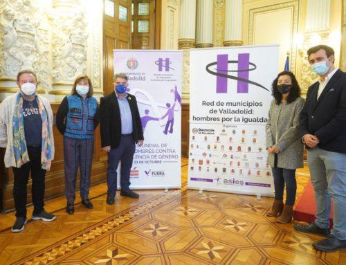 Presentados los actos con motivo del Día Mundial de los Hombres contra la Violencia de Género